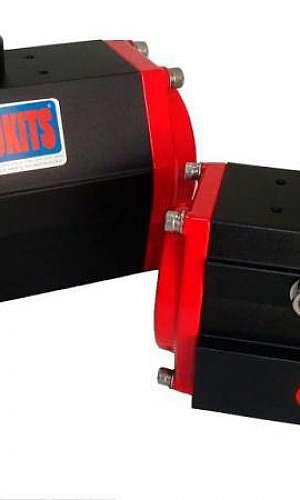 atuador rotativo pneumático preço