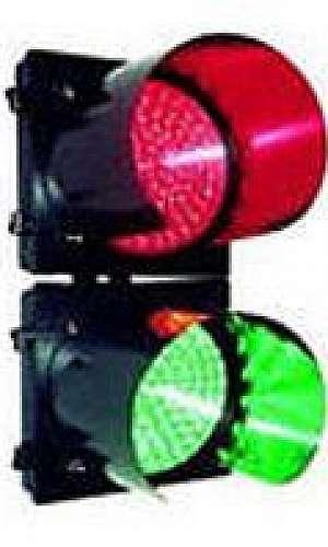 Comprar semáforo para doca automático