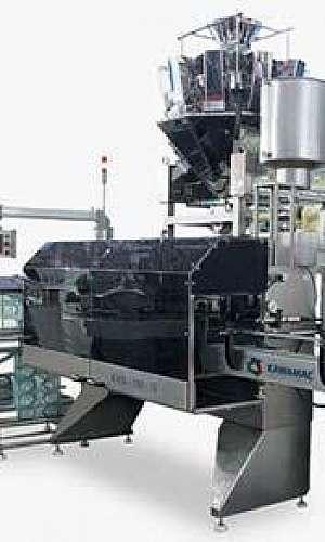 Embaladora de grãos