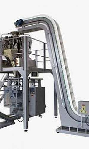 Empacotadora de grãos