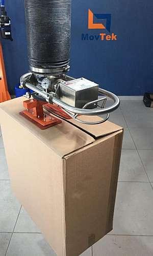 Empresa de manipulador a vácuo para caixas