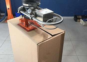 Empresa de manipulador para caixas