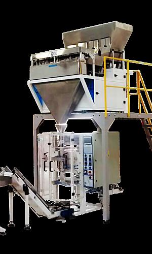 Fábrica de máquinas empacotadoras