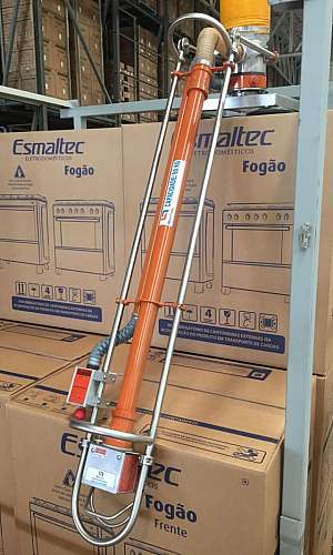 Fornecedor de manipulador para caixas
