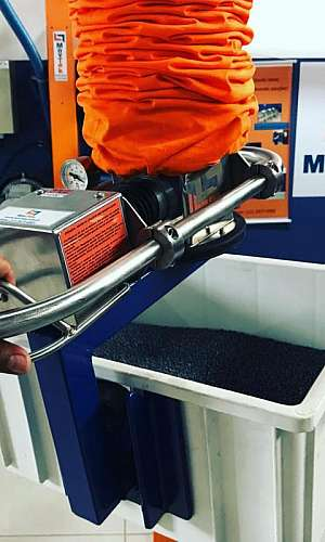 Manipulador a vácuo para caixas SP