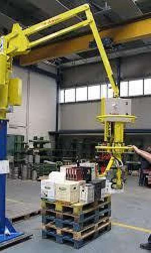 manipulador de carga pneumático