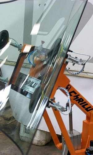 Manipulador de vidro
