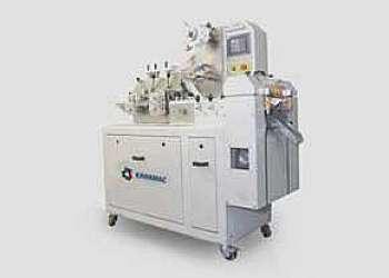 Máquina de embalagem compacta