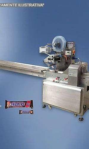 Máquina de embalar doces