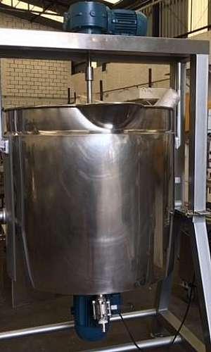 Máquina de misturar alimentos