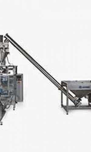 Máquina embaladora vertical