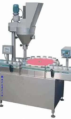 Máquina industrial empacotadora
