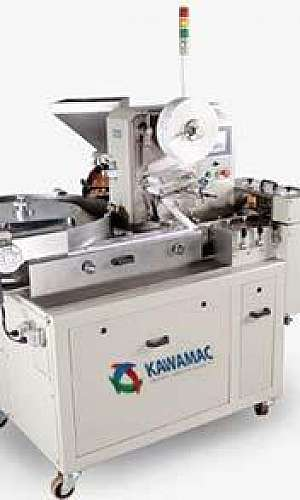 Máquina para embalar alimentos