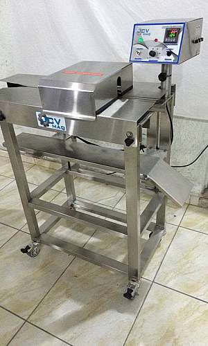 Máquina seladora de gelo