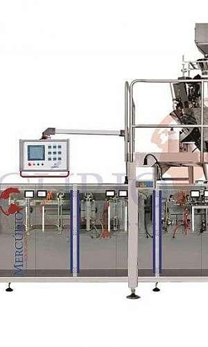Máquinas embaladoras Flow Pack